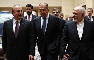 Suriye için anlaşma sağladı...Anayasa Komitesi...