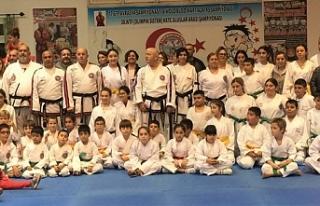 Taekwondo liginin dokuzuncu hafta maçları yapıldı
