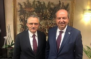 Tatar Ankara temaslarını tamamladı