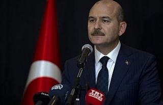 """Türkiye İçişleri Bakanı: """"Yardıma hazırız"""""""