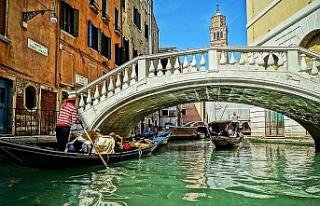 Venedik'e giriş artık ücretli