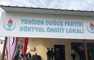 YDP Dörtyol Örgütü kuruldu