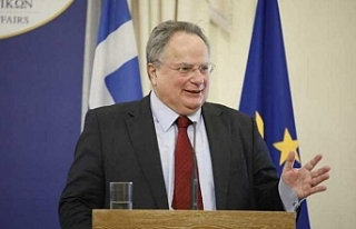 """Yunan Bakandan """"Garanti"""" açıklaması"""