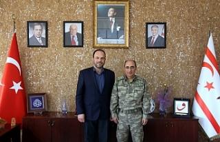 28. Mekanize Tümen Komutanı Tuğgeneral Mahmut Altun,...