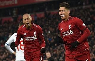 7 gollü düellodan Liverpool çıktı