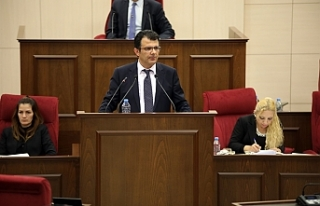 """Akansoy, """"Kıbrıs konusunda son gelişmeler""""..."""