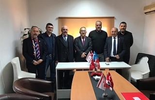 """Aktaç Atai,""""Doğu Türkistan Sürgün Hükümeti..."""