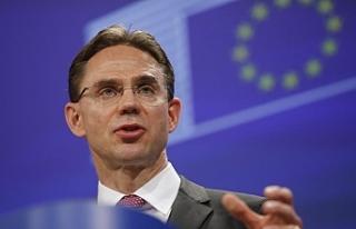 Avrupa Komisyonu Başkan Yardımcısı Katainen güneyde