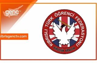 Birleşik Krallık Kıbrıslı Türk Öğrenci Federasyonu...