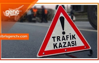 Çayırova'da kaza...5 yaralı