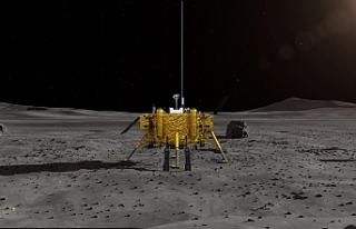 Çin Ay'ın 'diğer' yüzüne başarılı bir...