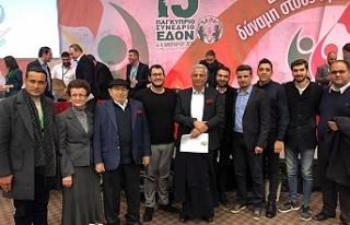 CTP Gençlik Örgütü, EDON Kongresi'ne katıldı