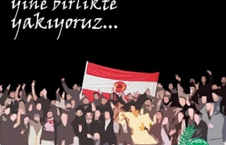CTP Gençlik Örgütü'nden barış ateşi