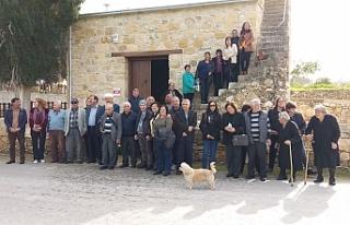 Denya köyüne 56 yıl sonra ziyaret