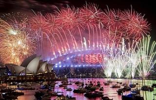 Dünya'da yeni yıl
