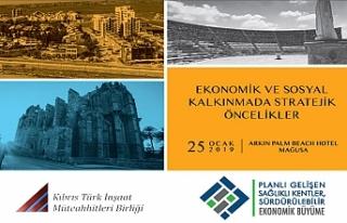 Ekonomik ve Sosyal Kalkınmada Öncelikler Çalıştayı'nın...