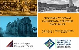 """""""Ekonomik ve Sosyal kalkınmada öncelikler""""..."""
