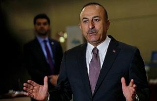 """""""Esas Kıbrıs davasında ve müzakerede ne söylediğimiz..."""