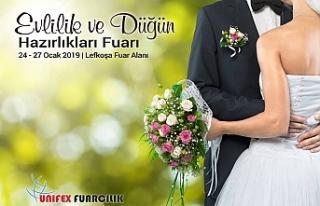 Evlilik ve Düğün Hazırlıkları Fuarı 24-27 Ocak...