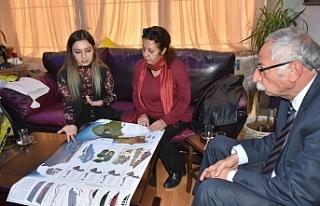 GAÜ Mimarlık Fakültesi öğrencileri, projelerini...