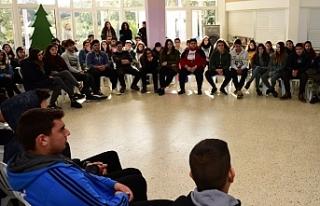 Gençlik Dairesi 2019 Kantara Kış Kampı 4-16 Şubat...