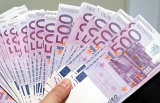 Güneyde 20 makam aracı için 700 bin Euro ödenecek