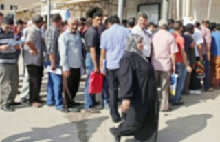 Güneye 13 kişilik yeni bir Suriyeli düzensiz mülteci...