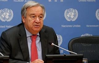 """Guterres önerdi: """"Barış Gücünün görev..."""