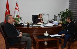 HAKSEN, Besim'i ziyaret etti