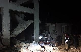 Hatay'da patlama...2 kişi hayatını kaybetti
