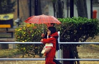 Hava yarın yağışlı