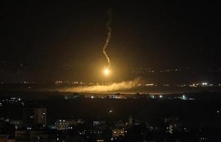 İsrail'den Suriye'deki İran hedeflerine...