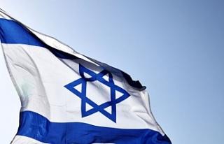 İsrail Dışişleri Bakanlığı'nda gaz bombası...