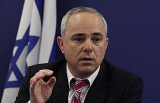 "İsrail enerji Bakanı'ndan ""East Med""..."