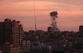 İsrail'in zulmü devam ediyor: Okula ateş açtılar