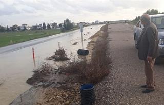 Kalecik - Tuzluca yolu kapatıldı