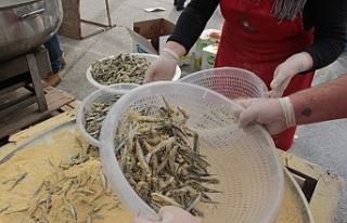 Karadeniz Kültür Derneği'nden Hamsi Festivali