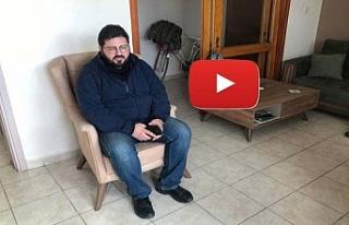 Karapaşaoğlu polis tarafından evinden alındı