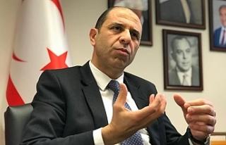 'Kıbrıs'ta BM Barış Gücü'nün...