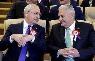 """Kılıçdaroğlu: """"Binali Yıldırım, korktuğu..."""