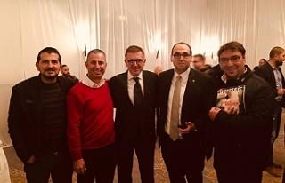 KTSYD, EAK Ödül Gecesi'ne katıldı