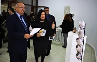 Kuzey Kıbrıs Seramikçiler Derneği X. Dernek Üyeleri...