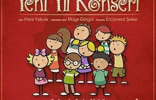 LBO Çocuk Korosu Yeni Yıl Konseri