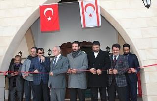 """""""Lefkoşa Sanayi Camisi"""" bugün düzenlenen..."""