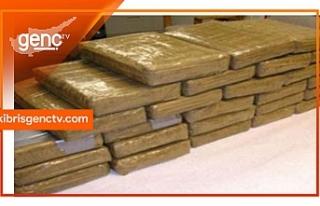 Lefkoşa'nın Rum kesiminde 15 kilo kokain ele geçirildi