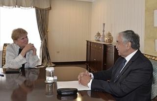 Lute, 3 Şubat'ta Cumhurbaşkanı Akıncı ile...