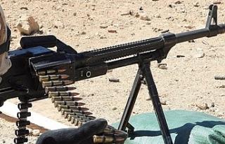 Makineli tüfek atışı icra edilecek