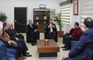 Maliye Bakanı Serdar Denktaş, Kıbrıs Üniversiteler...