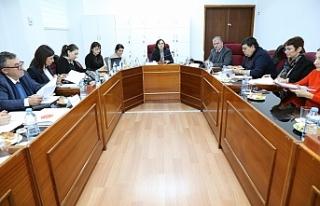Meclis İdari Komitesi toplandı
