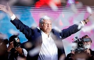Meksika'da tüm yaşlılara maaş bağlanıyor